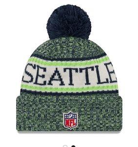 NWT-Seattle Seahawks Knit Hat